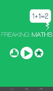 math freak