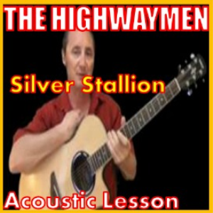 Learn to play Silver Stallon by The Highwaymen | Movies and Videos | Educational