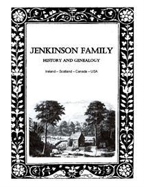 Jenkinson Family History and Genealogy | eBooks | History