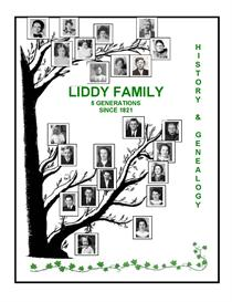 Liddy Family History and Genealogy | eBooks | History