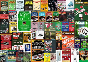 the biggest poker strategy ebooks collection (93+ books) texas hold'em, no-limit, fixed limit, pot limit, omaha, etc