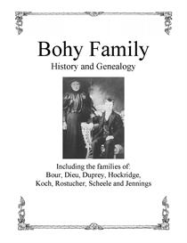 Bohy Family History and Genealogy | eBooks | History