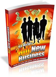 Hot New Business - How To Plan and Build Your New Business - MRR | eBooks | Business and Money