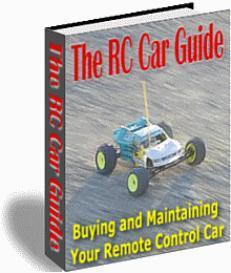 REMOTE CONTROL CARS guide | eBooks | Technical