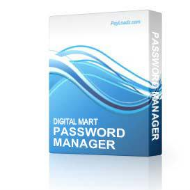 Password Manager | Software | Utilities