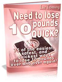 Lose Ten Pounds Quick | eBooks | Health