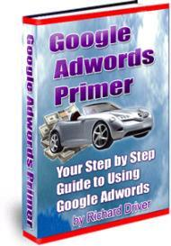 Google Adwords Primer - With Master Resell Rights | eBooks | Internet