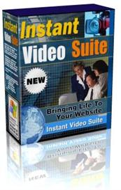 Instant Video Suite - Streaming Video and more | Software | Internet