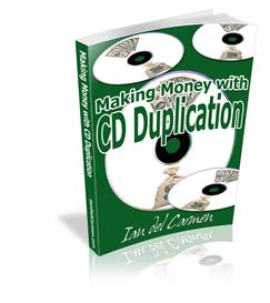 making money with cd duplication - mrr