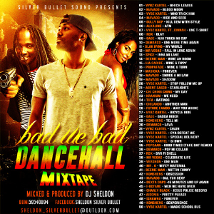 Silver Bullet Sound - Bad We Bad Dancehall Mix (Oct 2015) | Music | Reggae