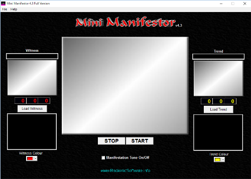 First Additional product image for - Mini Manifestor 4.3 Full Version