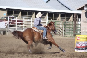 dirt flying horse and rider | Photos and Images | Sports