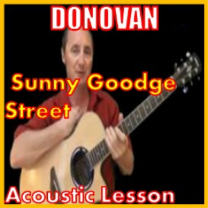 Learn to play Sunny Goodge Street by Donovan | Movies and Videos | Educational