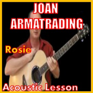 Learn to play Rosie by Joan Armatrading | Movies and Videos | Educational