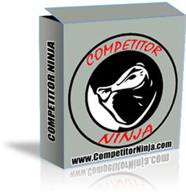 Competitor Ninja Software -  PLR | Software | Internet