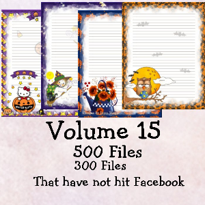 Volume 15 | Crafting | Paper Crafting | Other