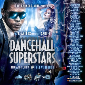 Vybz Kartel - Hardcore Dancehall [Reggae Mix 2015] | Music | Reggae