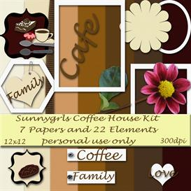 Coffee House Kit
