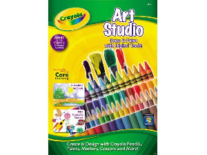 pc crayola art start esd