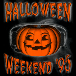 Halloween Weekend 1995 | Music | Dance and Techno