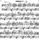 Sinfonia No.5 in B-Flat minor, BWV 791, J.S.Bach, Bischoff Urtext, Kalmus reprint, A5, Tablet Edition, 2pp   eBooks   Sheet Music