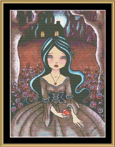The Fairytale Collection: Snow White | Crafting | Cross-Stitch | Wall Hangings
