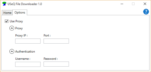 First Additional product image for - USeQ File Downloader V1.0