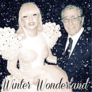winter wonderland tony bennett and lady gaga arranged for show band
