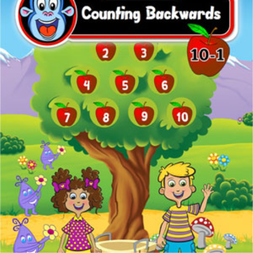 Second Additional product image for - Counting Backwards