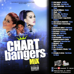 Silver Bullet Sound - Chart Bangers Mix Vol 1 | Music | Rap and Hip-Hop