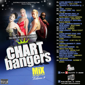 Silver Bullet Sound - Chart Bangers Mix Vol 2 | Music | Rap and Hip-Hop