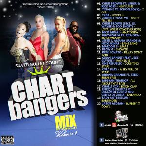Silver Bullet Sound - Chart Bangers Mix Vol 2 | Music | Rap and Hip-Hop