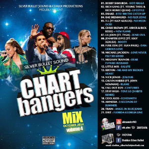 Silver Bullet Sound - Chart Bangers Mix Vol 4 | Music | Rap and Hip-Hop
