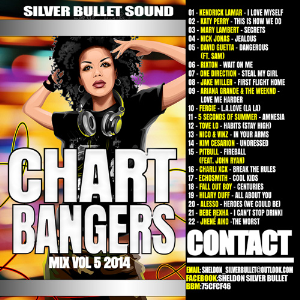 Silver Bullet Sound - Chart Bangers Mix Vol 5 | Music | Rap and Hip-Hop