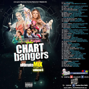 Silver Bullet Sound - Chart Bangers Mix Vol 6 | Music | Rap and Hip-Hop