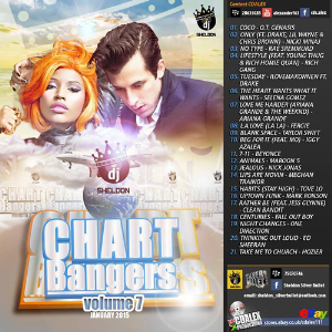 Silver Bullet Sound - Chart Bangers Mix Vol 7 2015 | Music | Rap and Hip-Hop