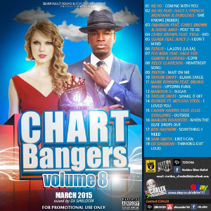 Silver Bullet Sound - Chart Bangers Mix Vol 8 2015 | Music | Rap and Hip-Hop
