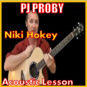 Learn to play Niki Hokey by PJ Proby | Movies and Videos | Educational
