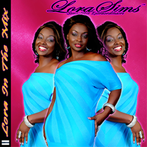 Lora Sims In The Mix CD | Music | R & B