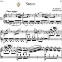 Piano Sonata No.10, K.330 in C Major, W.A Mozart, Breitkopf Urtext, Reprint Kalmus, Tablet Edition (A5 Landscape), 21pp | eBooks | Sheet Music