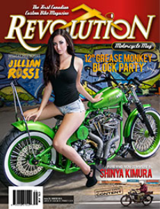 Revolution Motorcycle Magazine Vol.35 english | Photos and Images | Entertainment