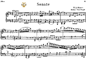Piano Sonata No.18, K.576 in D Major, W.A Mozart, Breitkopf Urtext, Reprint Kalmus, Tablet Edition (A5 Landscape), 21pp | eBooks | Sheet Music