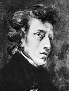 chopin piano scores for ballads, nocturnes &polonaises