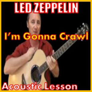 learn to play i'm gonna crawl by led zeppelin