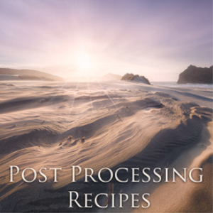 post processing recipes