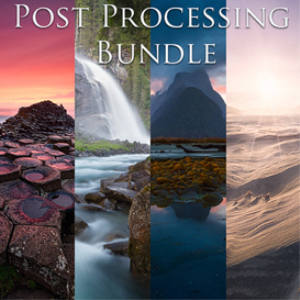 Advanced Photo Post Processing Bundle | Movies and Videos | Educational