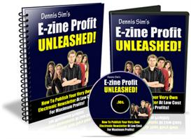 ezine profits unleashed