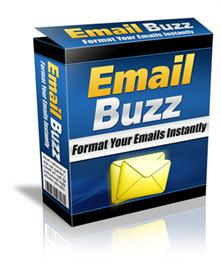 Email Buzz - Formats Your Emails Instantly with Private Label Rights | Software | Business | Other
