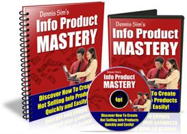 Info Product Mastery - Create Hot Selling Products Quickly and Easily | eBooks | Internet