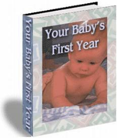 Your Baby's First Year | eBooks | Parenting